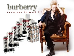 Burberry, Women, Armchair, perfume